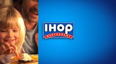 IHOP - Kids eat free everyday from 4-10 pm