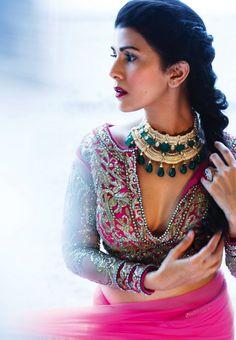 saree blouse choli designs