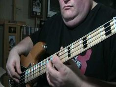 Yes Long Distance Runaround Bass Cover