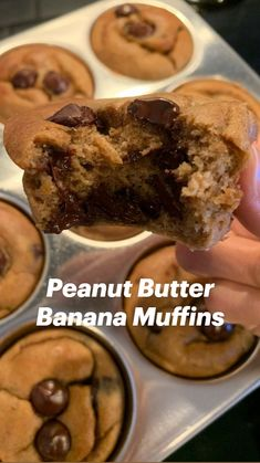 Fun Baking Recipes, Healthy Dessert Recipes, Healthy Baking, Sweet Recipes, Delicious Desserts, Healthy Food, Snack Recipes, Yummy Food, Cooking Box