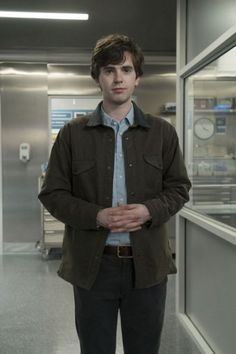 "Freddie Highmore has made a quick return to TV after ""Bates Motel,"" starring in the new ABC medical drama ""The Good Doctor."" It's not an easy role, since his character is autistic, but that just made him want the job more!"