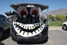 14 Trunk or Treat - Spooky Trunk