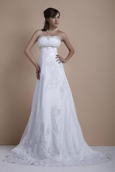http://www.zbrands.com/Strapless-Womens-Dresses-C60.aspx Amazing Sheath Strapless Taffeta Sweep Train Wedding Dress WSC06776-TB