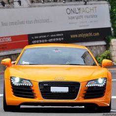 Dream Audi R8
