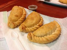 Any empanada combination you can image.  Favorites include the Avocado, Humita and for dessert, Patty All the Way.  Don't forget to try the sangria!