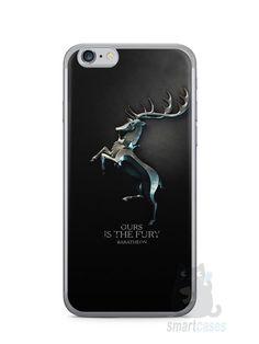 Capa Iphone 6/S Game Of Thrones Baratheon - SmartCases - Acessórios para celulares e tablets :)