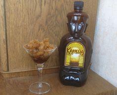 Kaffee-Granita Sorbet, Parfait, Granita, Ice Cream Recipes, Vegan Recipes, Kaffee, Ice Pops, Diy