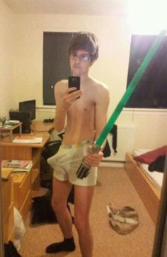 Young Luke Skywalker Masters Two Lightsabers ---- Best funny, pictures, humor, jokes, memes, hilarious, quotes