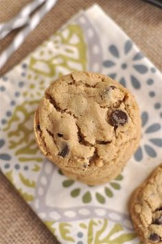 """Made these last week and family begged to have them again just a few days later. Used chocolate chunks instead of chips for a little extra """"somethin'"""""""