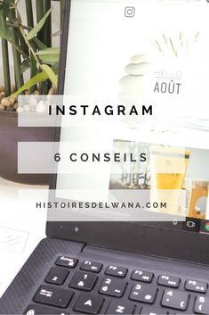 Conseils pour éviter la crise sur Instagram Belle Photo Instagram, Instagram Life, Facebook Instagram, Youtube N, Application Instagram, Business Money, Blog Sites, Community Manager, Practical Gifts