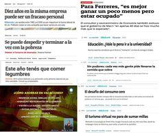 Militando el ajuste. Periodismo en Argentina