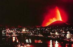 Push-volcanos killing animals and humans