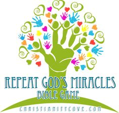 Let's not ask God for miracles to prove his existence. Instead, let's repeat the miracles God has already performed and see how many we can memorize in this fun Bible game! Jesus Games, Bible Games, Bible Activities, Bible Lessons For Kids, Bible For Kids, Bible Parables, Easter Bible Verses, Rich Kids Of Instagram, Bible Coloring Pages
