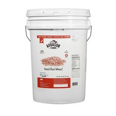 Augason Farms Hard Red Wheat Pail, 40 lb >>> Hurry! Check out this great item : Camping equipment