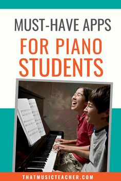 There are so many apps that can be helpful for piano students in and outside of each lesson. Here are 4 apps that I recommend to my students. Piano Lessons For Kids, Music Lessons, Music Activities For Kids, Reading Notes, Piano Teaching, Student Reading, Elementary Music, Music Classroom, Music Education