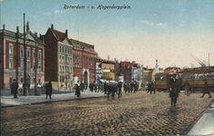 Van Hogendorpplein rond 1910