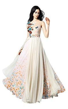 Top Embroidery Flower Long Party Dresses Fashion Mesh Printed Formal Prom Gowns Color Multi,Size M Beauty-Emily http://www.amazon.com/dp/B00O8FZ2KQ/ref=cm_sw_r_pi_dp_eh9ovb0DCB2H3