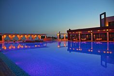 Elite City Resort, as part of its effort to let its guests satisfied and happy, created Elite Aqua Club. City Resort, Luxury Accommodation, First Class, Hanging Out, Effort, Greece, Aqua, Environment, Mansions