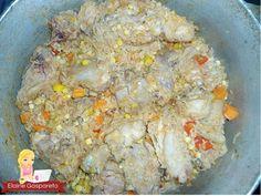 galinhada refogandohttp://www.elainegaspareto.com/2015/01/receita-de-galinhada-gostosa.html