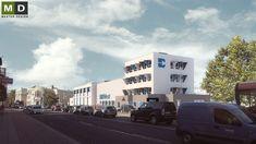 návrhy stínění a řešení fasád pro administrativní komplex #MasterDesign Architekti, Samos, Peru, Design, Turkey