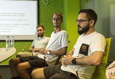 Augusztusban ismét a Sonrisa Informatikai Kft-nél jártunk, ahol az idei programozó OKJ tanfolyamunk résztvevői HR és szakmai interjú keretében ismerkedtek meg a munkaerő felvétel követelményeivel.