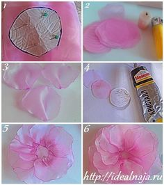 50 easy fabric flowers tutorial make your own fabric flowers – Artofit Image gallery – Page 237846424054199702 – Arto Making Fabric Flowers, Paper Flowers Craft, Flower Crafts, Material Flowers, Fabric Flower Tutorial, Flower Hair Accessories, Silk Ribbon Embroidery, Embroidery Patterns, Diy Hair Bows