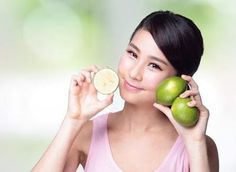 My way: How to Eliminate Acne Naturally With Lime