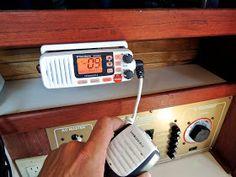 Sail Far Live Free - Sailboats, Sailing News, and Gear: Can I get a radio check? A review of VHF radio protocols