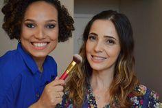 Preparação da pele: dicas de base,  contorno, corretivo e pontos estratégicos para iluminar o rosto.