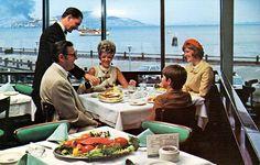 Franciscan Restaurant - San Francisco, California. Fisherman's Wharf