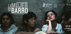 La mujer de barro, película chilena interpretada por Catalina Saavedra