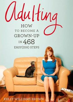 .Adulting: How To Become a Grown-up in 468 Easy(ish) Steps. My birthday is in a few weeks. Please someone get this for me. Graduation Presents, College Graduation, Unique Graduation Gifts, Grad Gifts, Holidays And Events, Gifts For Girls, Gift Guide For Him, School, Ideas