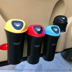 Cute Cars Accessories Discover Mini Car Trash Garbage Can Trash Can For Car, Car Trash, Trash Bins, New Car Accessories, Bicycle Accessories, Vintage Accessories, Sunglasses Accessories, Jewelry Accessories, Fashion Accessories