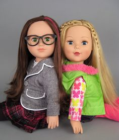 """New """"My Life As..."""" Dolls from Walmart 
