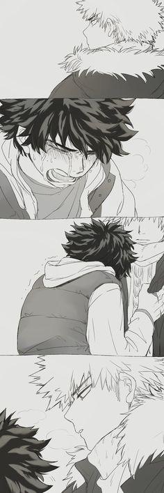 Bakugou Katsuki & Midoriya Izuku 2/3
