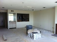 Remodeling after water damage - tips from a homeowner who did it