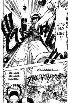 One Piece Manga Panel