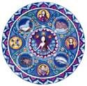 Astrology Mandalas- Cancer