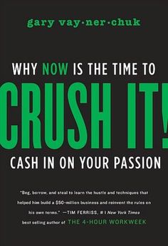Wine Library's Gary Vee wrote this book to describe how he changed the wine industry by using social media and video blogs. It also breaks his social business philosophy down. Good read. #GaryVaynerchuk