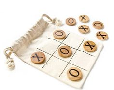 Wood Tic Tac Toe - X's and O's - Noughts and Crosses - Children's Games - Wood Games - Small Gift Ideas - Gifts under 10 - Valentines Day Felt Fish, Tic Tac Toe Game, Tic Toe, Educational Toys For Toddlers, Wood Games, Waldorf Toys, Montessori Toys, Wood Toys, Business For Kids