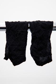 Sheer Black Socks #A6251766#A6251767#A6251768#A6251769#A6251770#A6251771