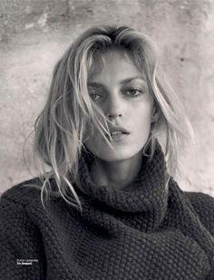 visual optimism; fashion editorials, shows, campaigns & more!: the last dance: anja rubik by matthew brookes for l'express styles 3rd september 2014