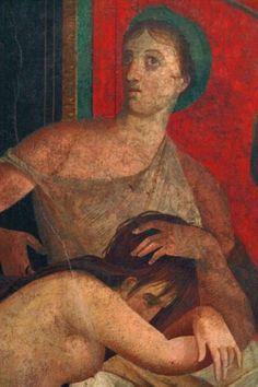POMPEII, ITALY ~ Villa dei Misteri (Villa of the Mysteries)