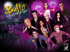 buffy the vampire slayer - Google Search