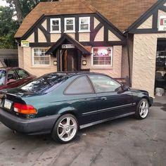 Deposit taken. Sold on Thursday 1997 Honda civic EX $1502 dollars total.