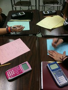 f(t): Review and Practice: Add Em Up Group work, thinking an activity for our more independent group.