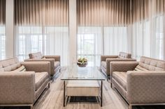 Arlington Apartments, Curtains, Home Decor, Blinds, Decoration Home, Room Decor, Draping, Home Interior Design, Picture Window Treatments