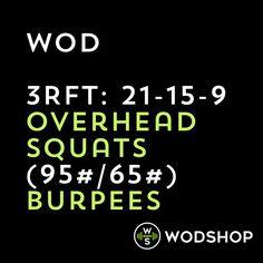 #wod #wodshop #workout #crossfit 13:28 55 lb  May 10th 2017