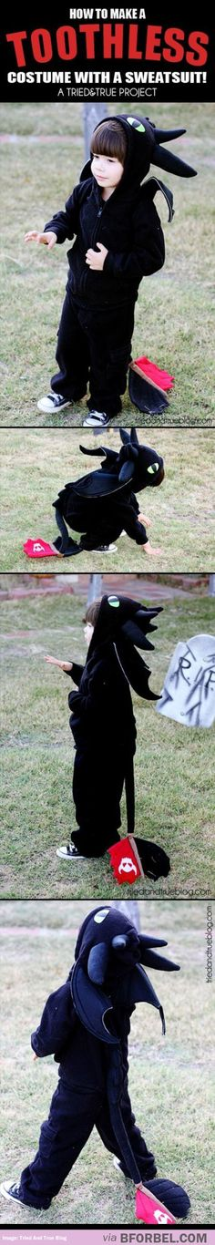 How To Make A Dragon…