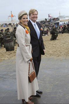 Toute la famille royale fête le bicentenaire des Pays-Bas.